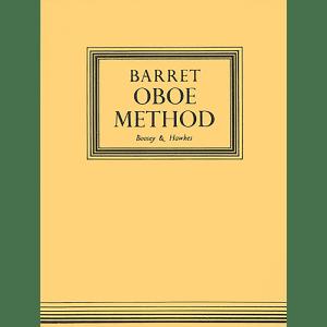 barret oboe method