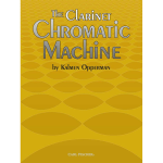 opperman chromatic machine clarinet