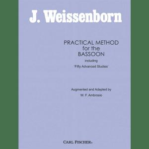 practical method for bassoon-weissenborn