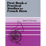 first bk practical studies for horn-getchell