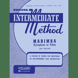 rubank intermediate marimba