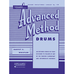 rubank advanced drums