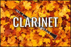 fall savings clarinet