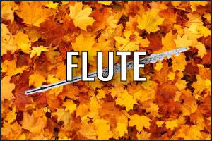 fall savings flute
