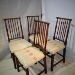 Liberty Dining Chairs Pp Chair Company Antique Of London Arts Crafts Oak Set And
