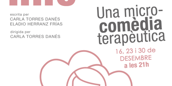 Teatre | Suzzane, una paròdia sobre els terapeutes