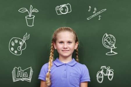 Educación artística en niños
