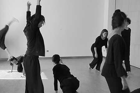 En danza. Laura Szwarc