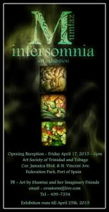 Video Of Artwork And Opening Night – Intersomnia Exhibition