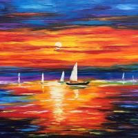 AnnaliseDosRamos-SunsetReflections