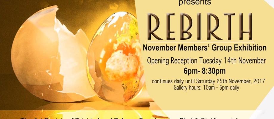 "November Members Exhibition ""Rebirth"""