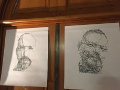Ytai Ben-Tsvi: IOIO Plotter Portraits