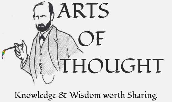 arts of thought header logo