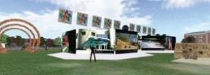 Public Art in Second Life
