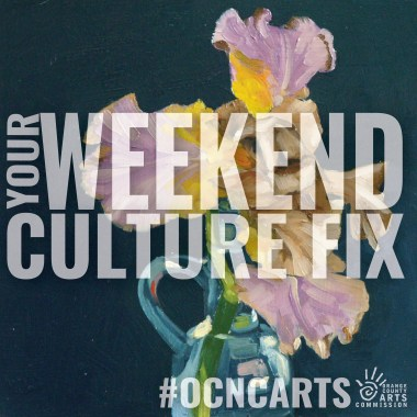 Weekend Culture Fix for January 13-15