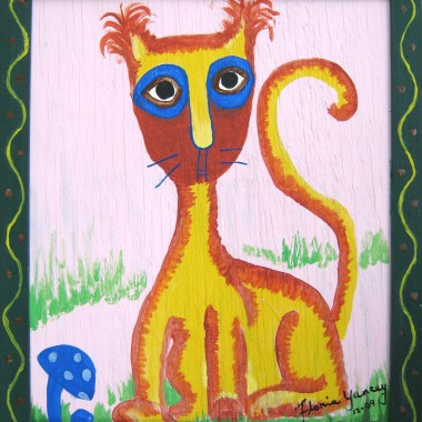 """Animal Spirits: Visionary Folk Art"" at Alexander Dixon House"
