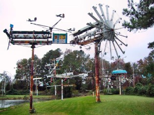 Vollis Simpson's Whirligig Park, opening Fall 2017