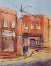 "Presenter's Choice-Hillsborough Arts Council: ""Antonia's"" by Carolyn Zbavitel"
