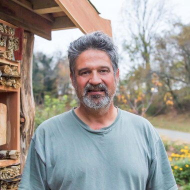 Vitamin O: Builder and Woodworker David Hinkle