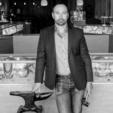 It's Art That You Wear: Meet Jewelry Designer William Travis Kukovich