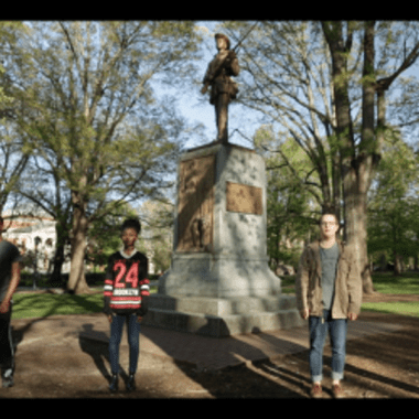 Student-produced documentary on Silent Sam asks UNC, 'Who are you really for?'