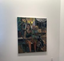 Another piece from Jennifer Meanly's exhibit