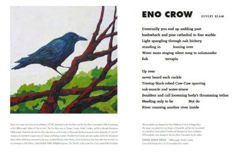 Eno Crow broadside
