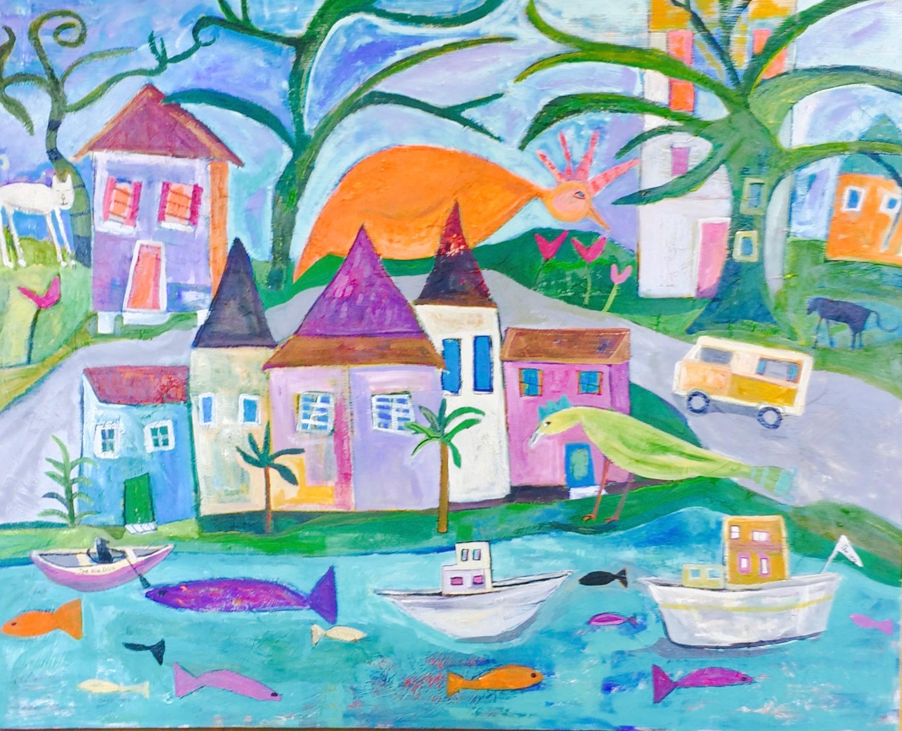 Joan VanderMeer Art