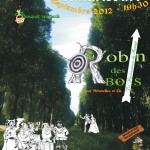 Banquet Robin des Bois (2012) - Affiche