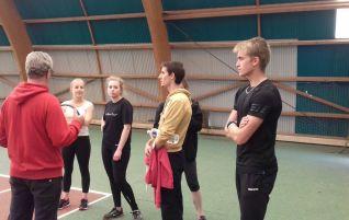 Challenge Interclub : Un travail d'équipe !