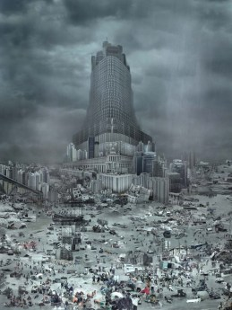 Du ZHENJUN, Empire de Babel, 2014