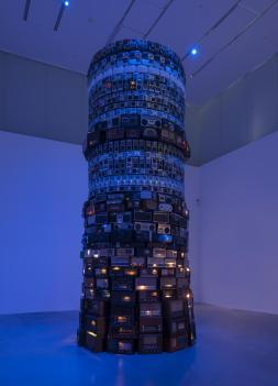 Cildo MEIRELES, Babel, 2001