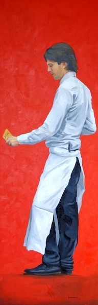 Range of Arts-Painting-Angie Brooksby - Paris - Gars Dumas 2