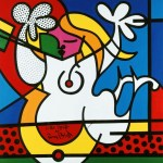 Range of Arts - Romero Britto - Original Artworks - Little Britto