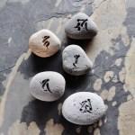 Range of Arts- Sculpture - Hirotoshi Ito -Sanskrit Characters