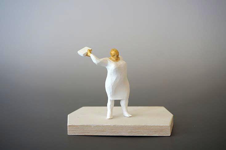 Range of Arts - Sculpture - Kazuhiko Tanaka - No Matter