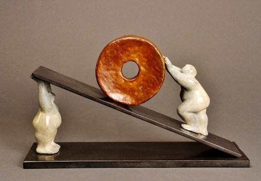 Range of Arts - Sculpture - Lindsey De Ovies - L'Emmerdeur