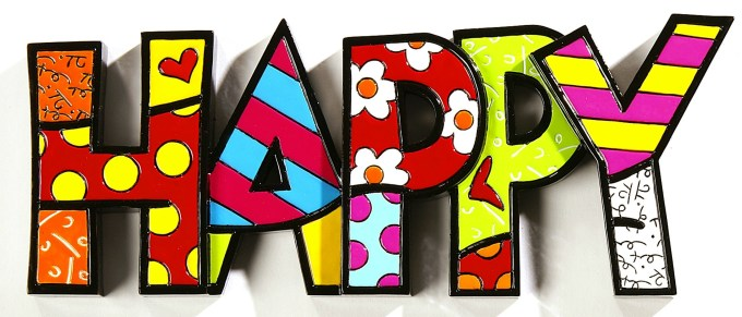 Range of Arts - Romero Britto - Sculpture - Happy