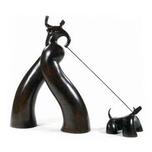 Range of Arts - Sculpture - Bronze - Lolek - La Battante