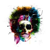 patrice murciano painter artist for sale exhibition skulls warhol love colors gallery honfleur neo pop