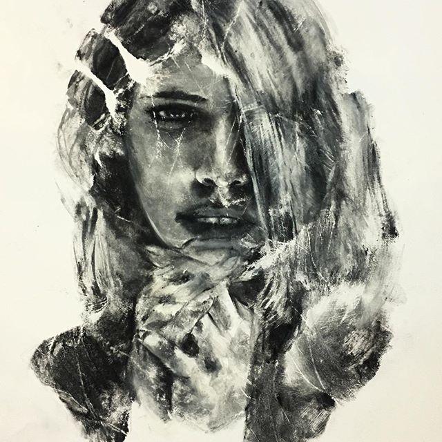 Range of Arts - Painting Hand Stamping - Lorena