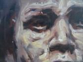 Range of Art I Painting I Nathan Chantob I L'Apache visage