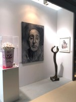 art gallery london art and antiques art fair olympia collection mariela garibay alexandra gestin russell powell lolek jimmy law nathan chantob sculpture painting