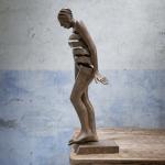Range-of-arts-Sculpture-Isabel-Miramontes-La-Baigneuse-Bronze