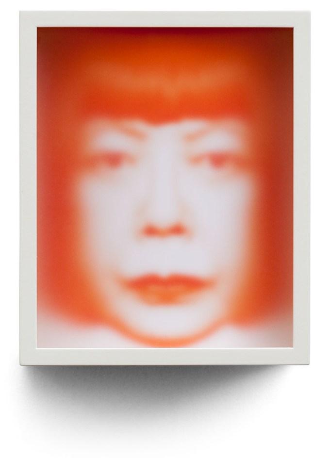 Range-of-Arts-Maxim-Wakultschik-Mixed-media-Portrait-Yayoi-Kusama-MW_MM_137.001.L