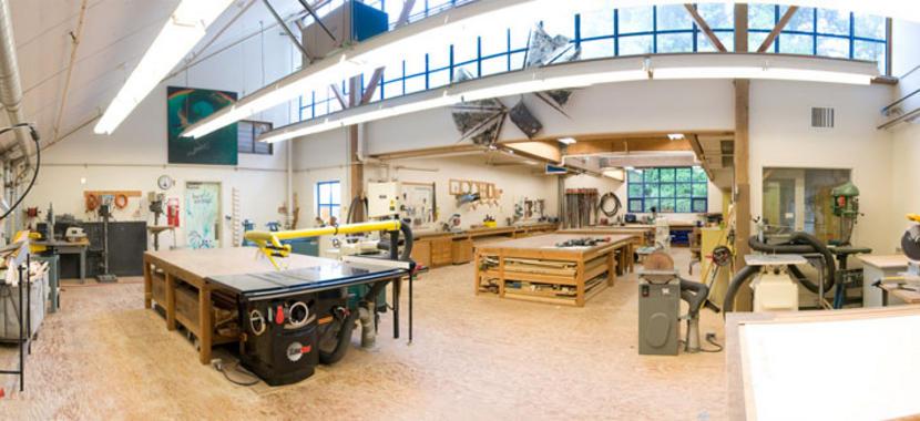 woodworking shop equipment