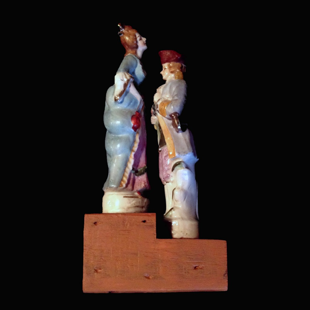 feminist art - ceramic sculpture