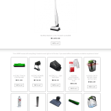 Product Shop Page