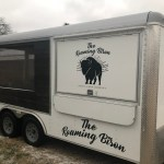 The Roaming Bison
