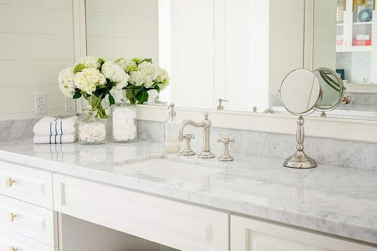 Marble Bathroom Countertops in Atlanta  Art Stone Atlanta